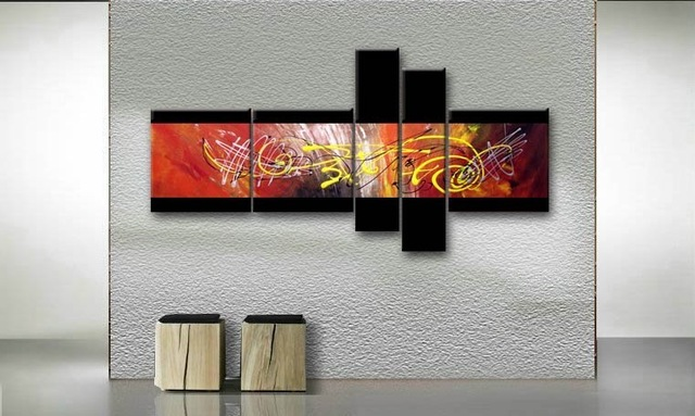 Wall Decoration Hand Painted Canvas Oil Painting